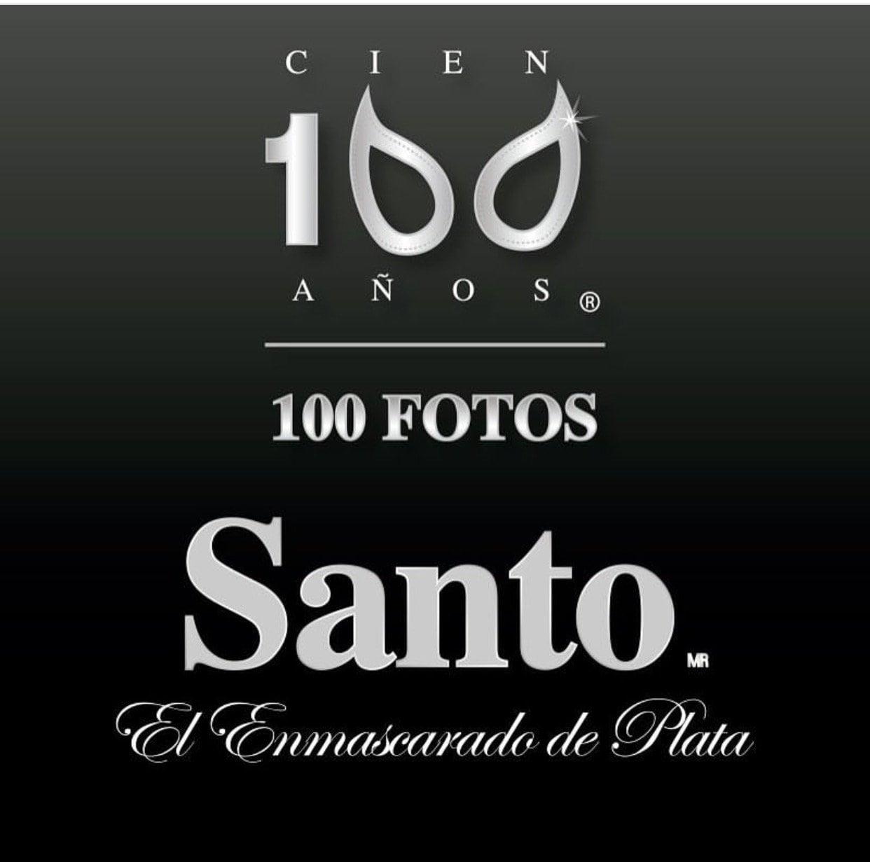 100 años 100 fotos El Santo