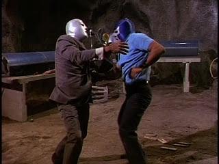 Santo vs Blue Demon