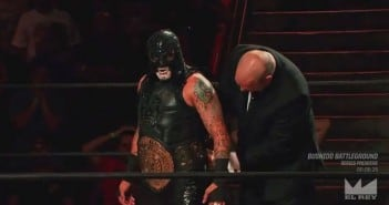 Pentagon Dark se corono campeon de Lucha Underground