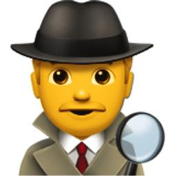 man-detective