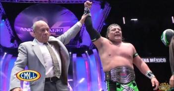 Campeonato Mundial de Peso Completo CMLL