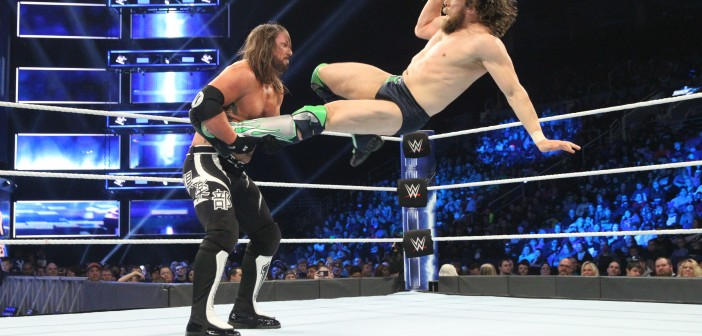 Daniel Bryan destronó a AJ Styles