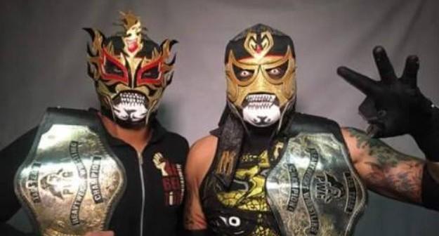 Lucha Brothers apuntan a otro campeonato internacional