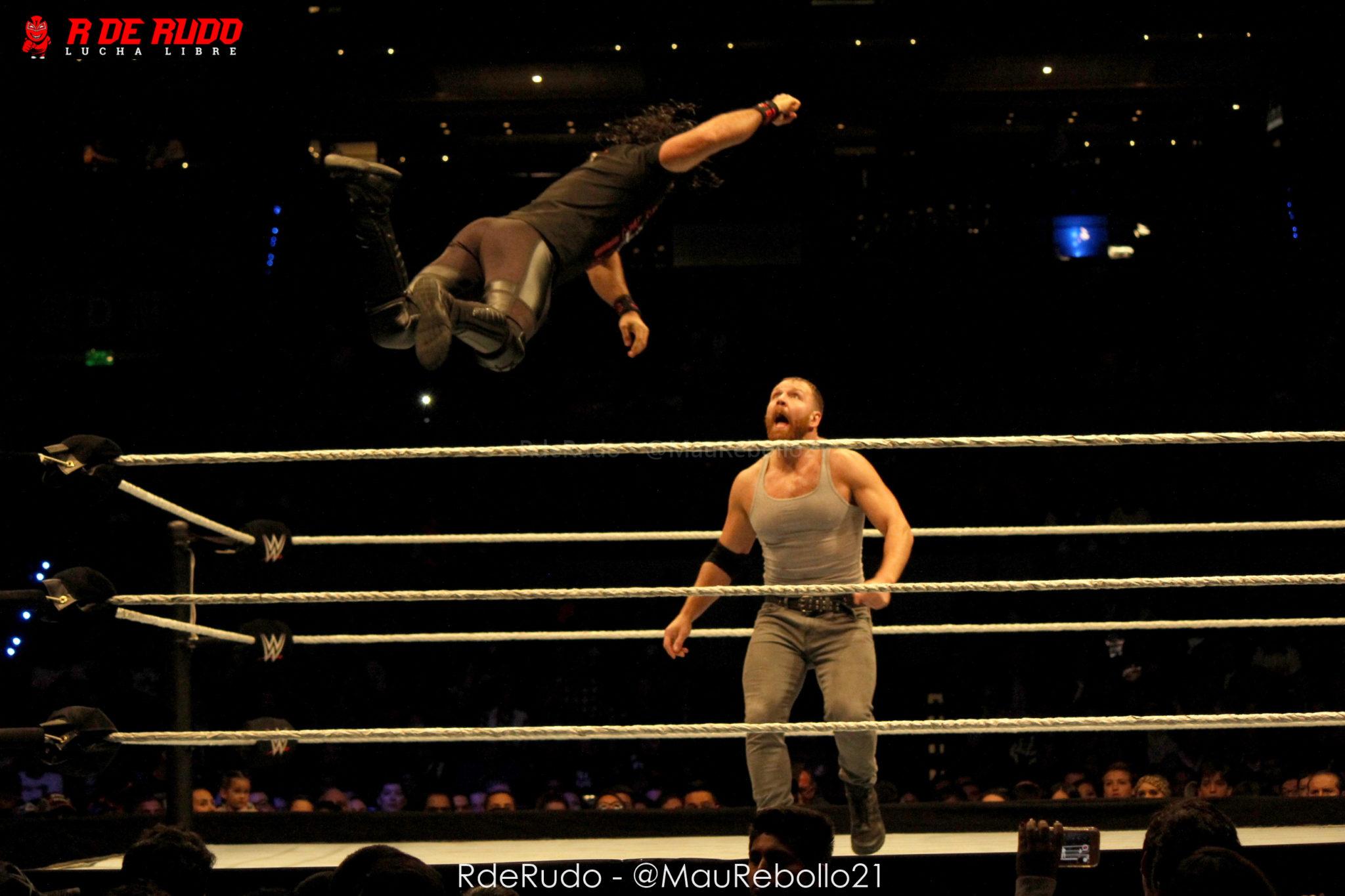 WWE 40