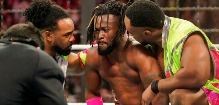 Daniel Bryan retuvo pero Kofi Kingston encantó