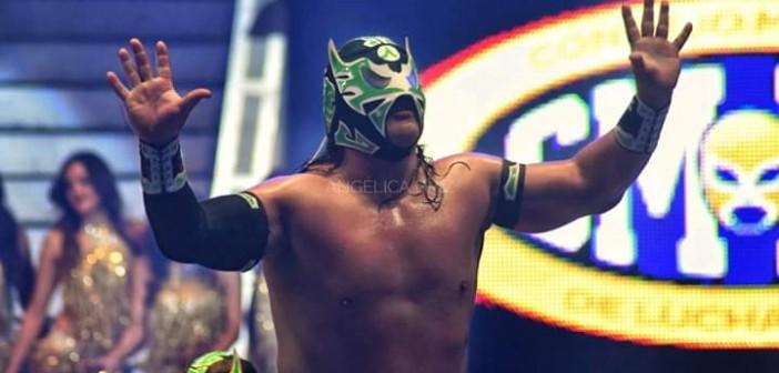 Recordó Último Guerrero sus glorias cuando usaba máscara