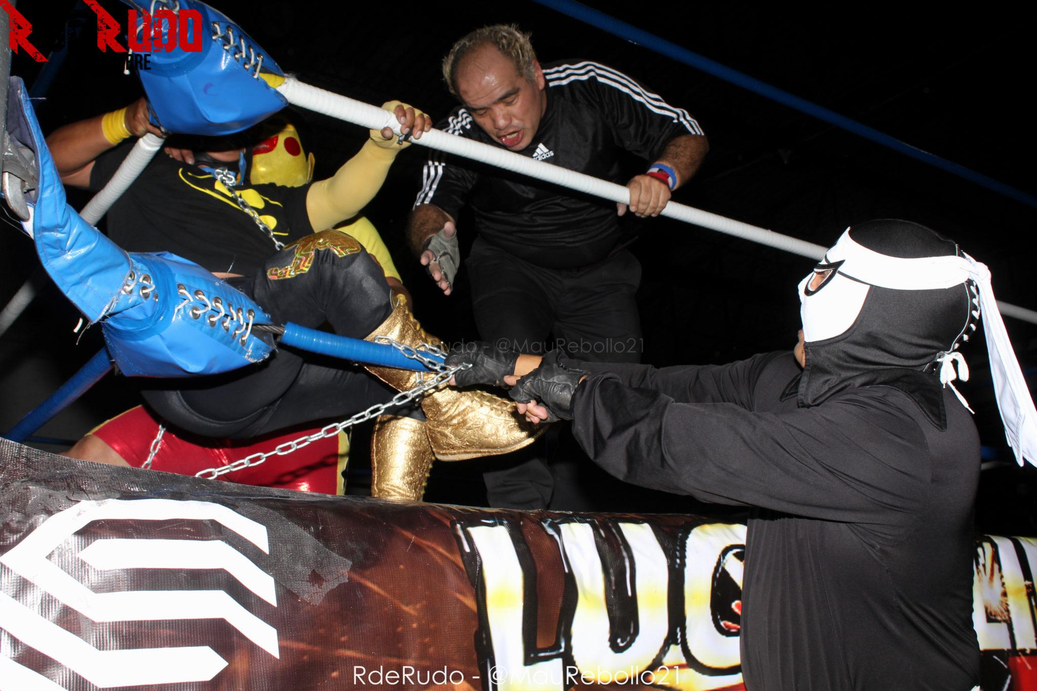 Lucha Boom 42
