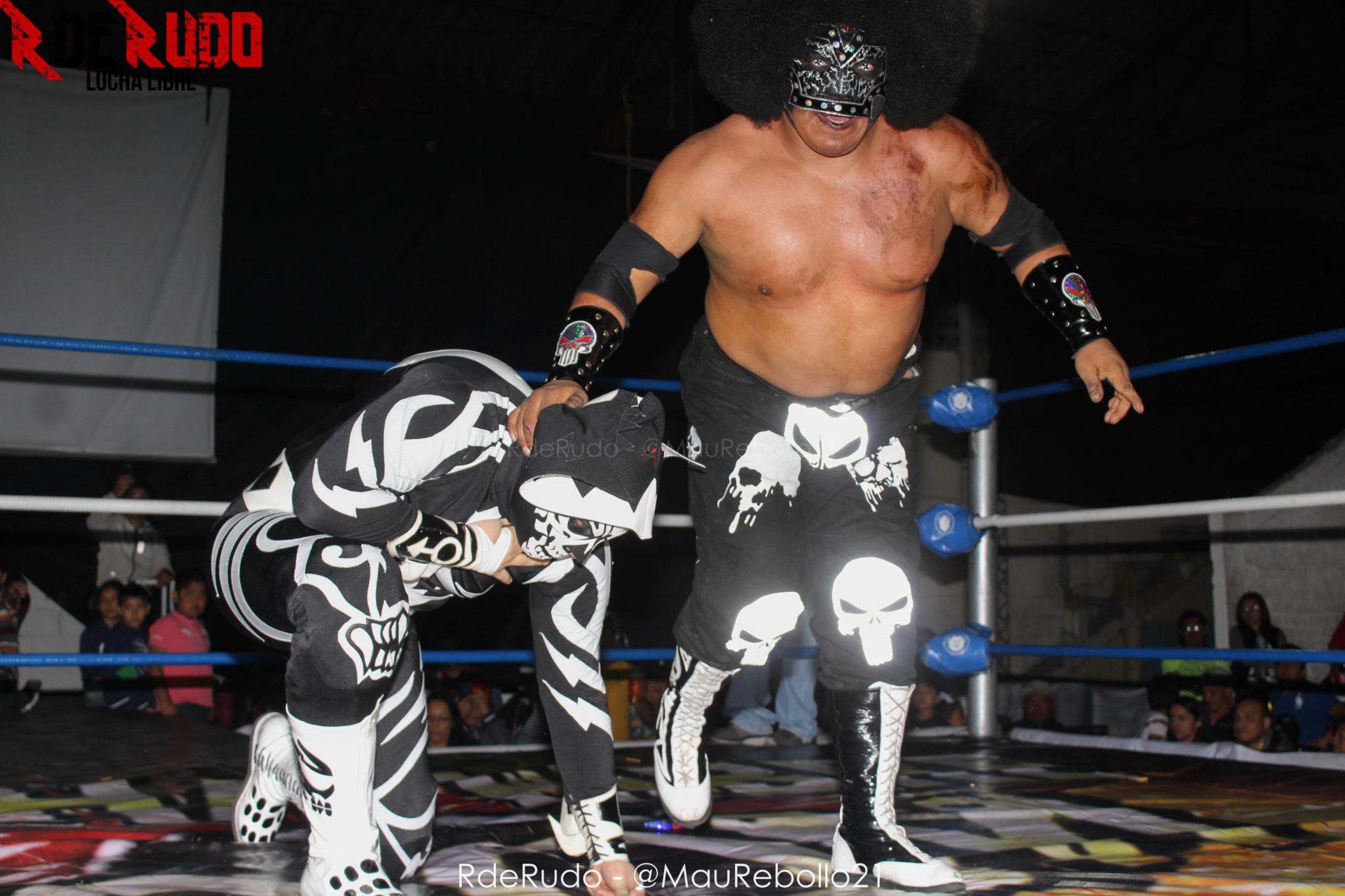 Lucha Boom 64