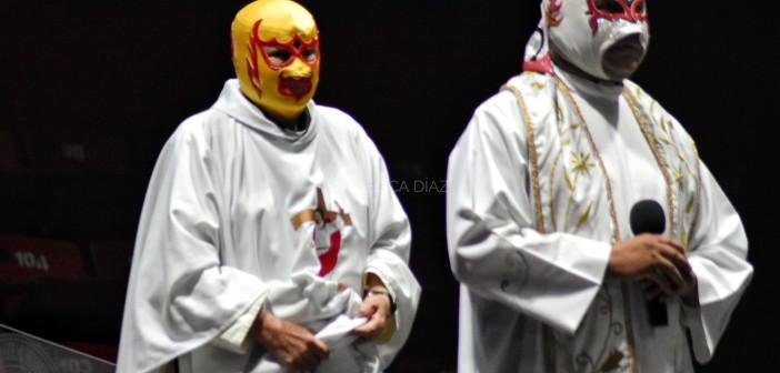 Fray Tormenta ofició misa de Paco Alonso