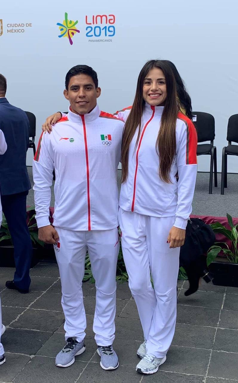 Foto 2 Luchará Alejandra Romero por el oro en Lima 2019